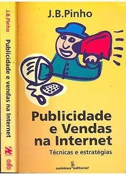 Capa do livro Publicidade e Vendas na Internet