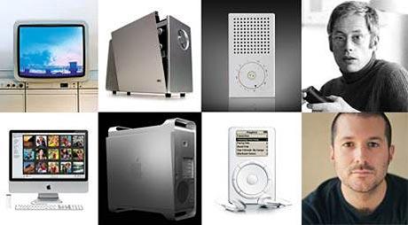 Comparação entre o trabalho da Apple e Braun