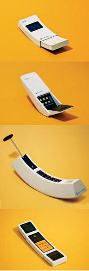 Conceitos de celulares gerados pela Motorla