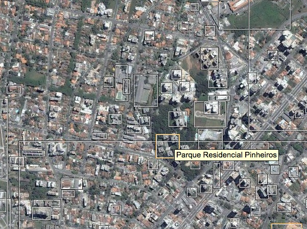 Wikimapia Pinheiros