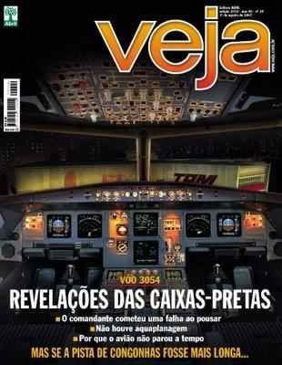 Capa da revista Veja numero 380