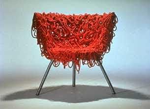 Poltrona Vermelha